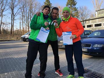 Steven Pasewaldt, Sven Reißig und Sven Donath