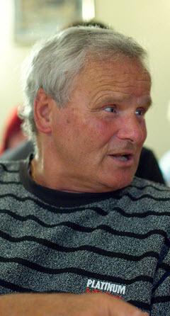 Walter Knebel wird heute 80 Jahre