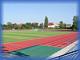 Stadion des Friedens in Leuna